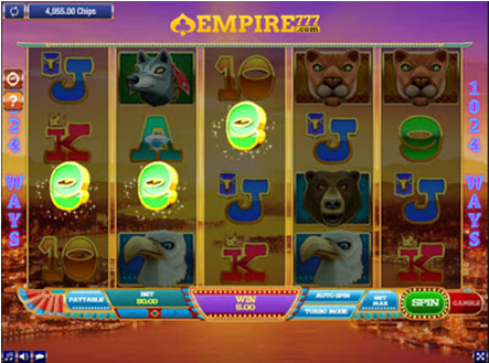By the Rivers of Buffalo Slot - Play for Free Online